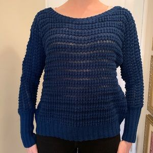 Express Blue Sweater XS